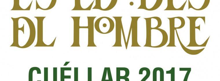 Cuéllar 2017 dorado + verde mayúscula