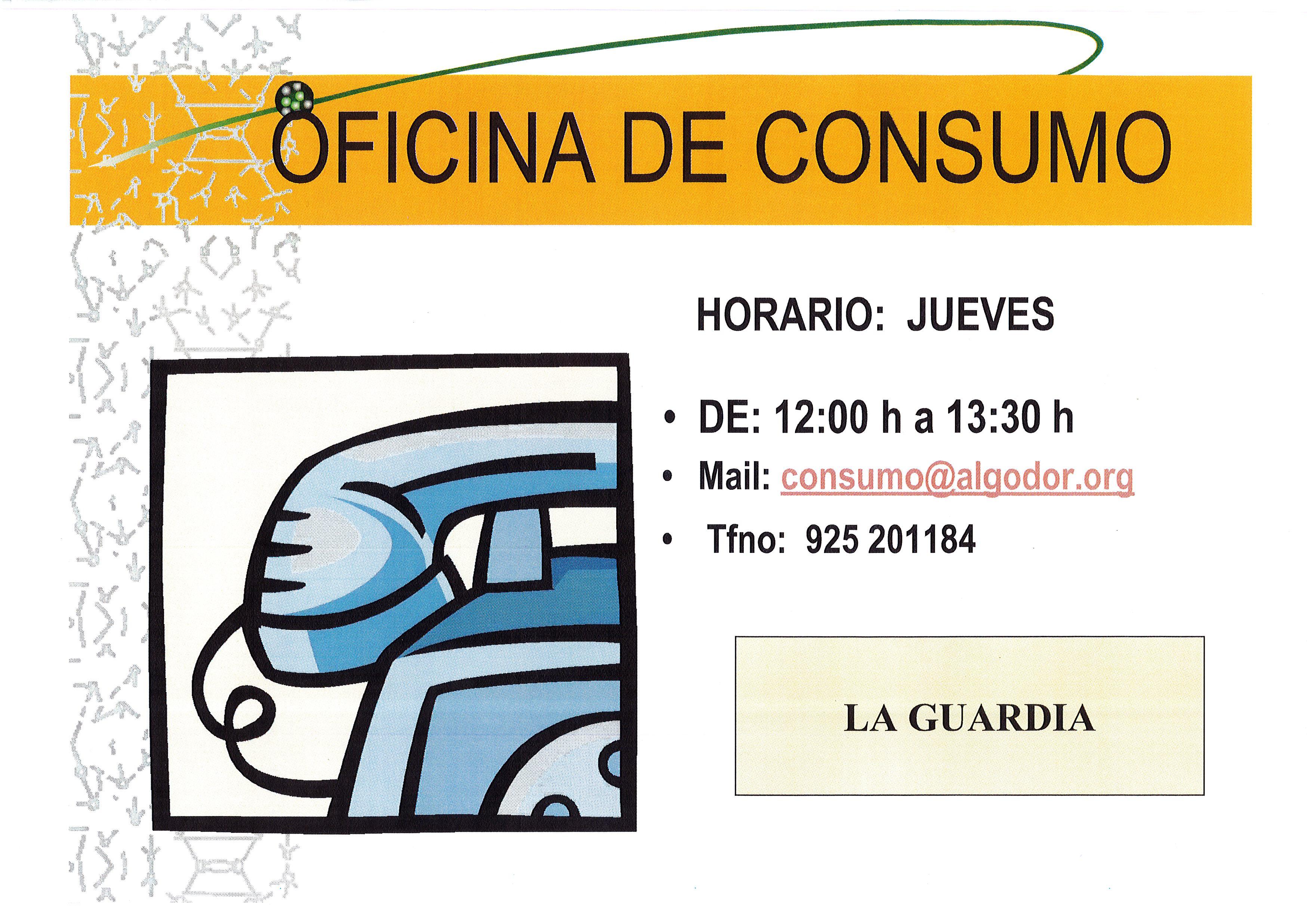Nuevo horario de la oficina municipal de informaci n al for Telefono oficina del consumidor