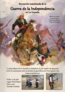 5 Recreacion Guerra Independencia en La Guardia_CARTEL