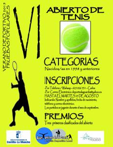 Abierto de Tenis [Resolucion de Escritorio]
