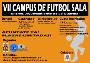 Campus de futbol 2016