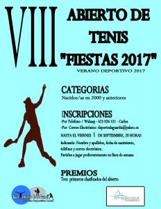 Abierto de Tenis 2017