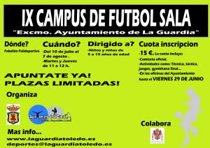 Campus Fútbol Sala 2018