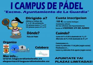 Campus Pádel 2018